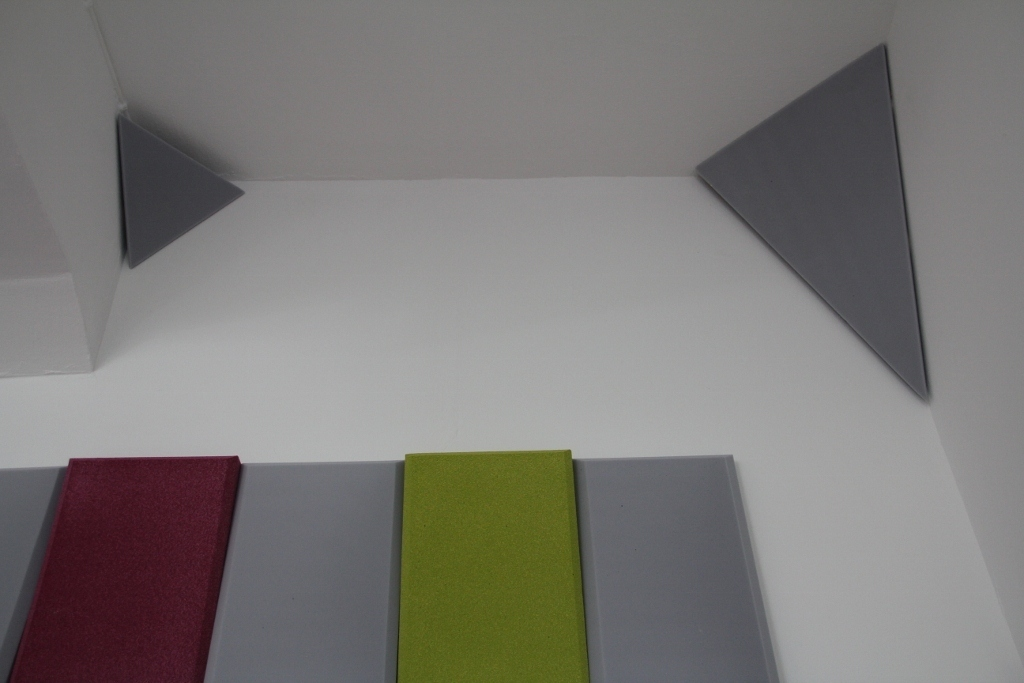 akustik absorber decke der. Black Bedroom Furniture Sets. Home Design Ideas