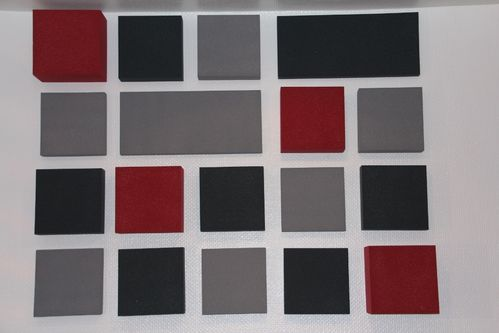 Red/Black-Slice-Absorber-Set